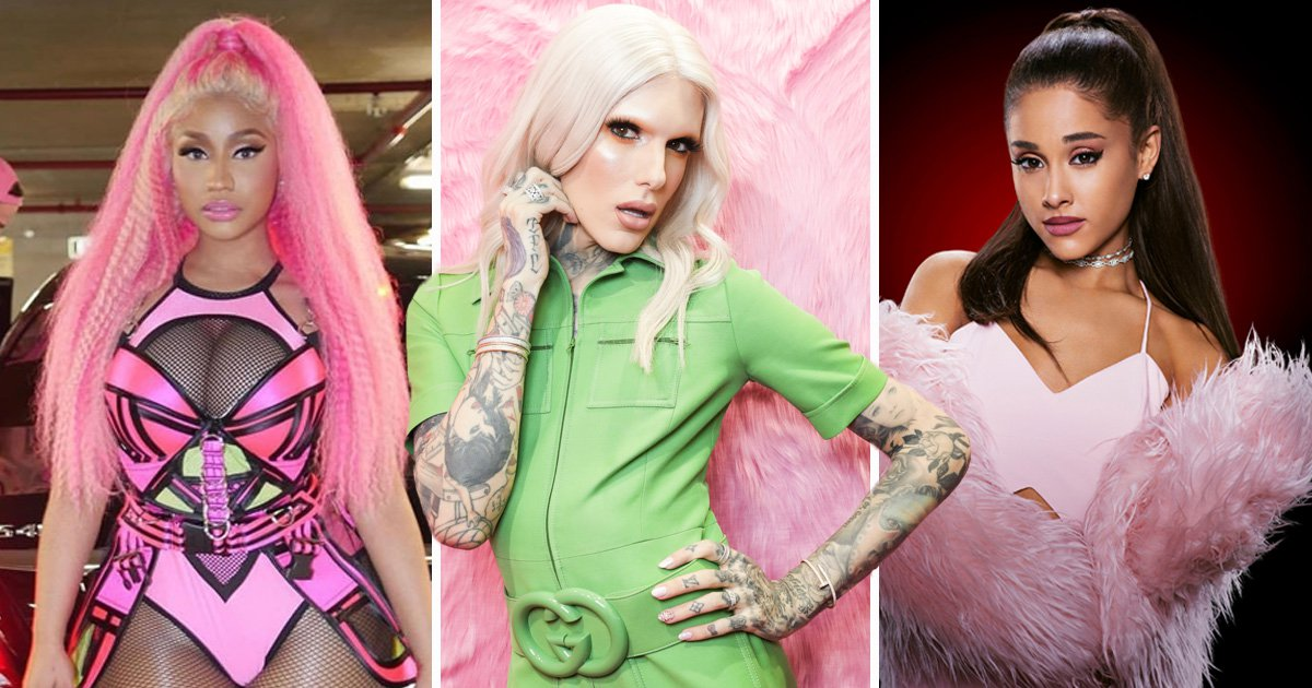 Jeffree Star working on new music with 'A-List artist' as fans speculate about Nicki Minaj, Ariana Grande and Cardi B