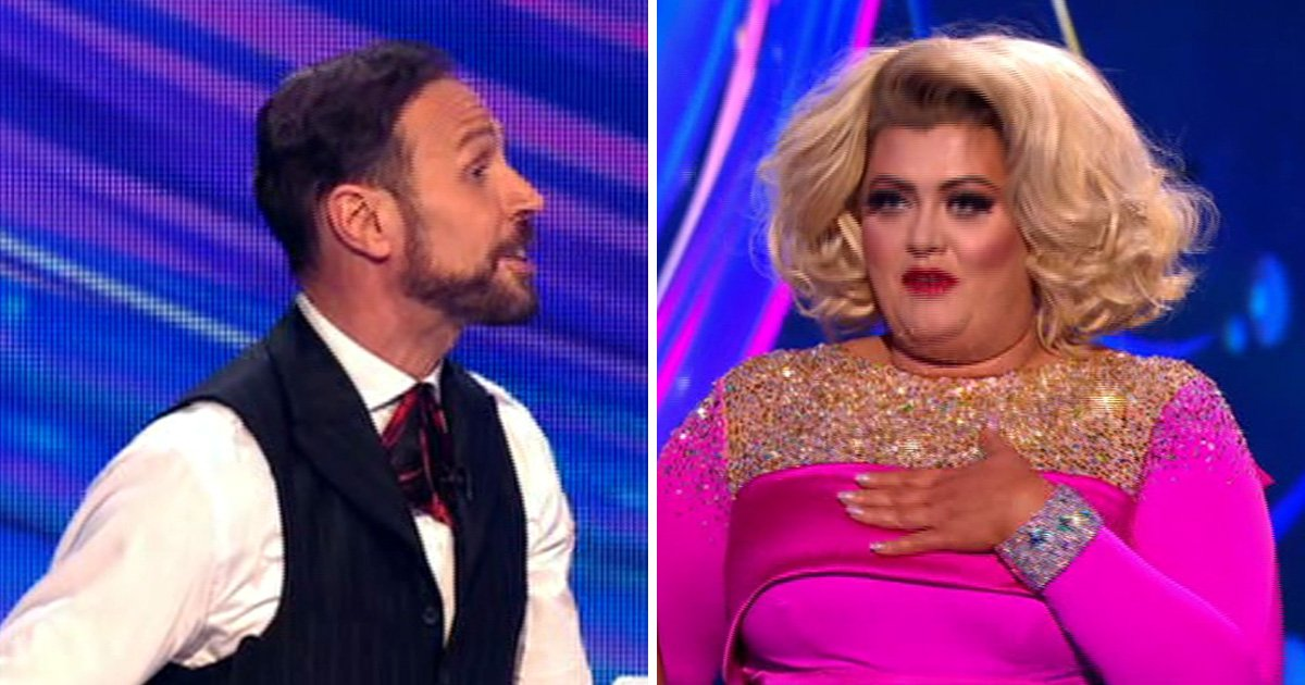 Gemma Collins thanks fans for support as Jason Gardiner Dancing on Ice clash receives almost 100 complaints to Ofcom