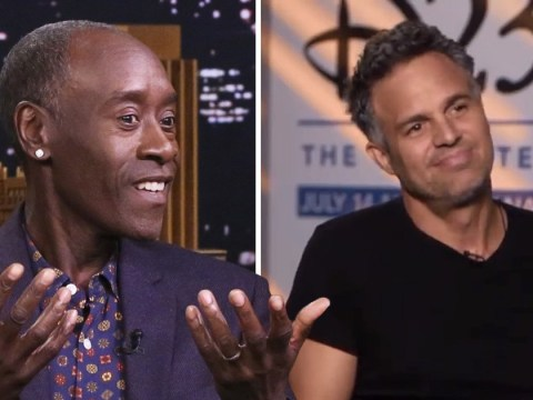Avengers' Don Cheadle refuses to do Endgame press with Mark Ruffalo: 'He runs his mouth a lot'