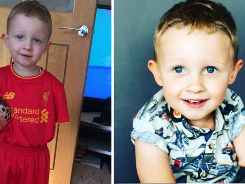 Boy, 4, forced to raise £25,000 for his own bionic arm because he's 'not disabled enough'