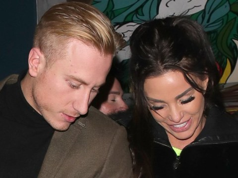 Katie Price ignores Kieran Hayler drama on swanky night out with boyfriend Kris Boyson