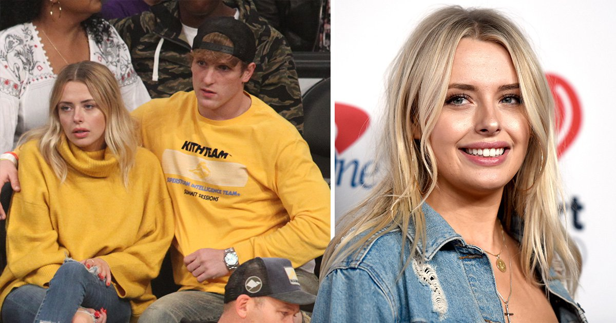 Corinna Kopf dodges Logan Paul dating rumours as she tells fans she loves herself