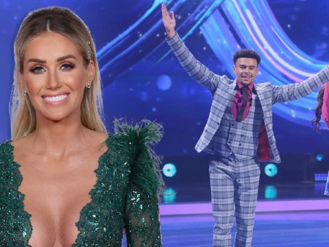 Love Island's Laura Anderson lost out to Wes Nelson after auditioning for Dancing on Ice: 'I thought it went well!'