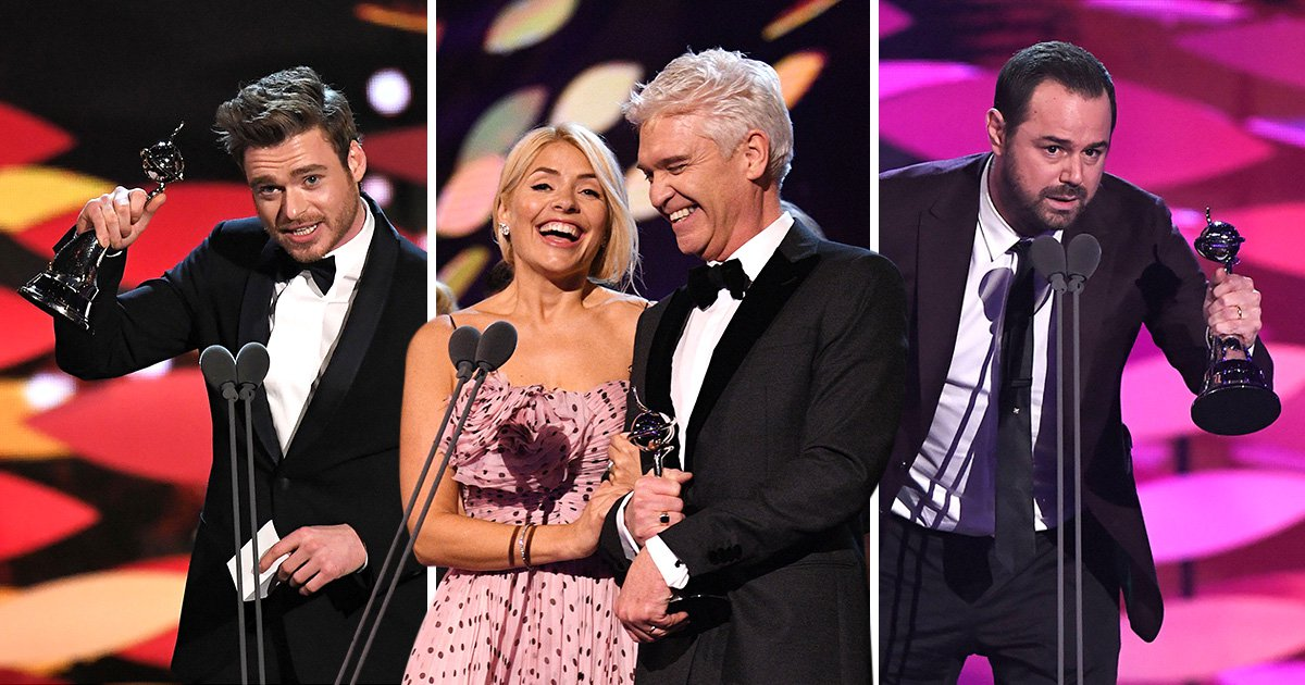 National Television Awards 2019 full winners list, Danny Dyer's f-bomb and Ant & Dec's triumph