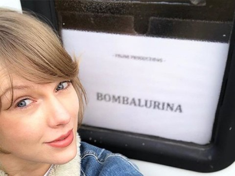 Taylor Swift confirms she's taking on role of Bombalurina in Cats movie with adorable selfie