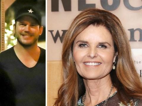 Maria Shriver says daughter Katherine Schwarzenegger is 'super happy' after Chris Pratt engagement