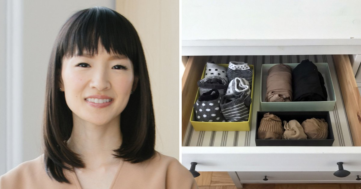 We have been programmed to buy and Marie Kondo-ing your life won't solve it