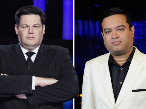 Paul Sinha's fiancé Oliver is striking fear into the hearts of The Chasers: 'There's a danger he'll be better'