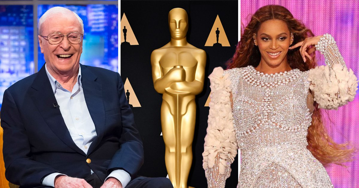 Michael Caine spills the tea on Beyonce's dreams of winning an Oscar: 'She's a very competent actress'