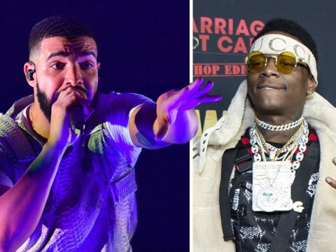 Drake follows Soulja Boy on Instagram despite being accused of stealing the rapper's flow