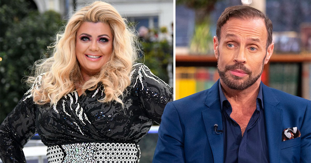Dancing On Ice's Jason Gardiner 'threatening to sue' Gemma Collins after huge bust-up