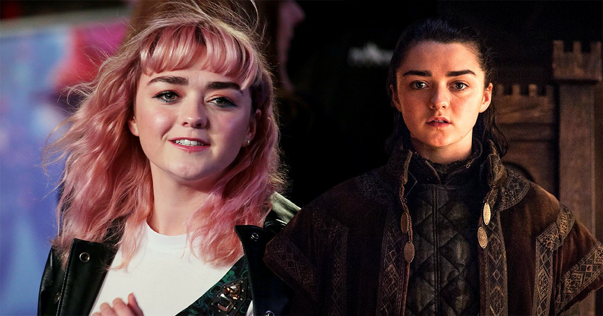 Maisie Williams says no one will be satisfied by the 'unexpected' Game of Thrones finale