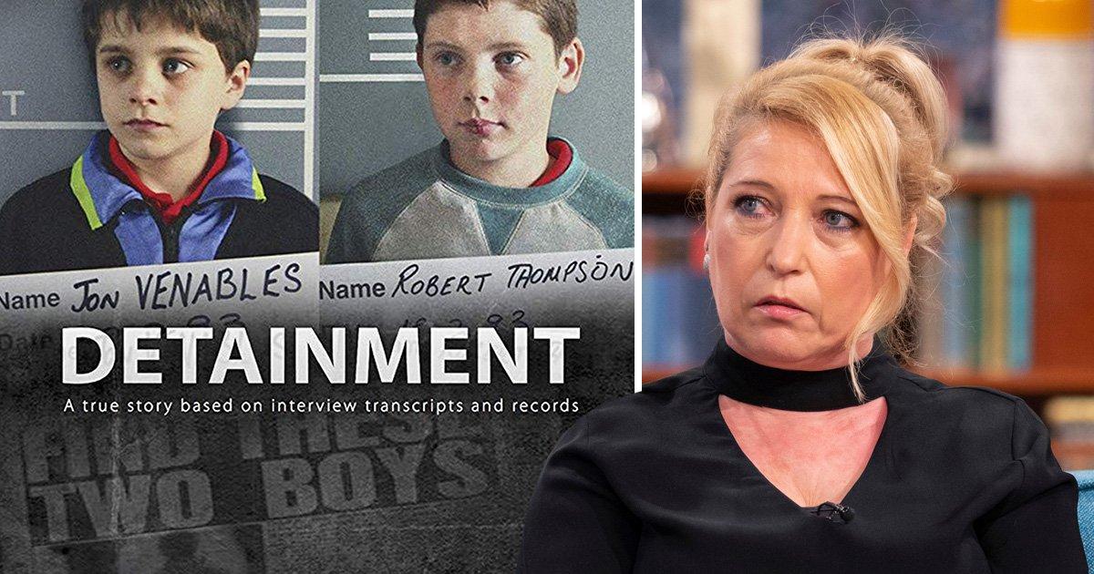 James Bulger's mum Denise Fergus says movie about his killers 'glorifies his murder'