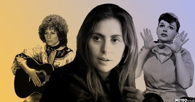 A Star Is Born with Lady Gaga