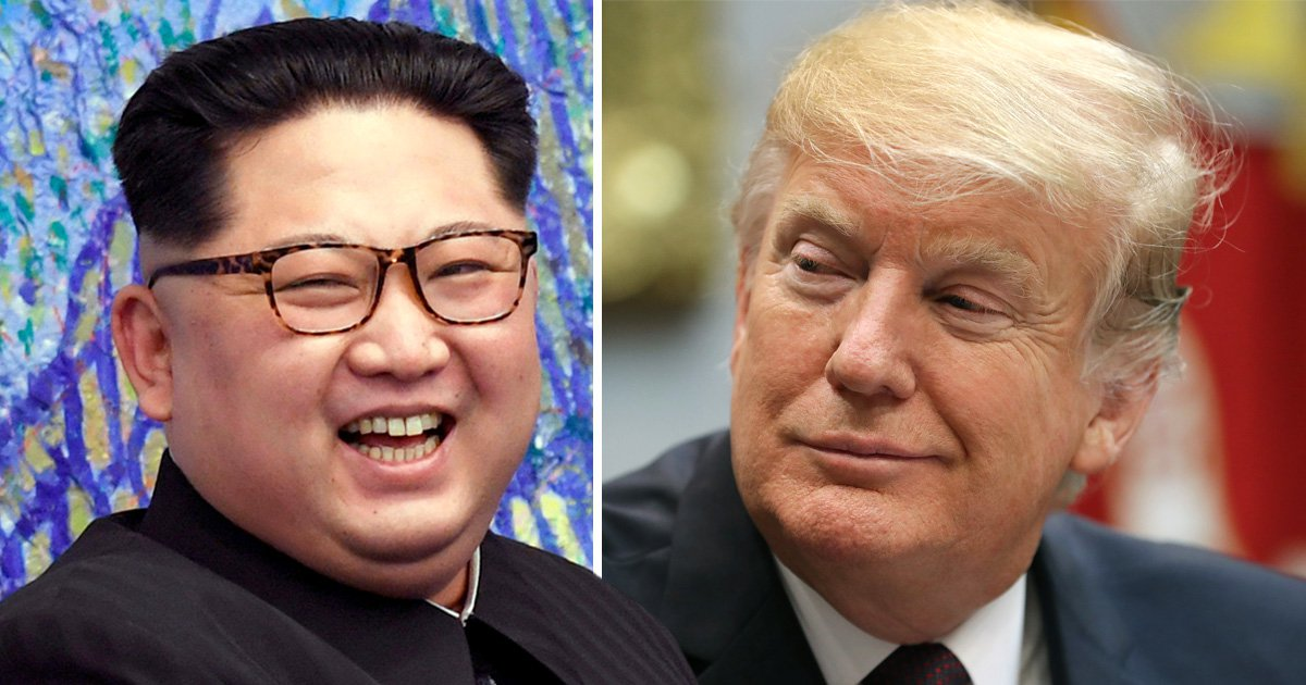 Kim Jong un and Donald Trump have been writing love letters again