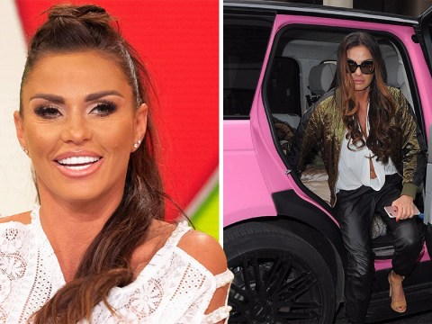 Katie Price 'staying positive' as she prepares for drink-driving trial to start in London