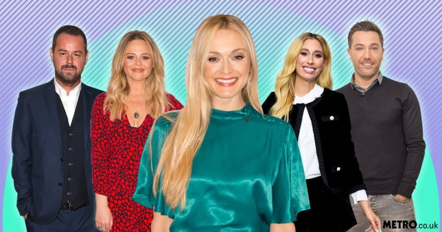 Who will replace Fearne Cotton on Celebrity Juice? The contenders