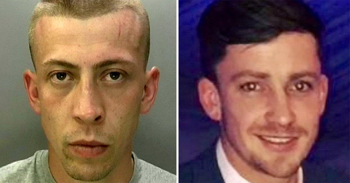 Man murdered best friend for hiding his keys in drunk prank