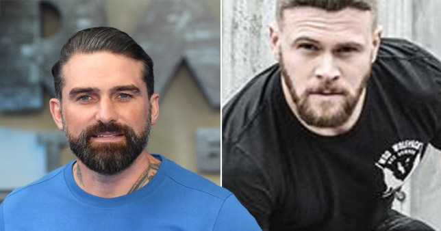 Ant Middleton and Rick Stevens from SAS: Who Dares Wins