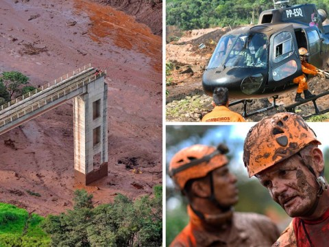 Rescuers stop trying to find dam survivors because another one could break