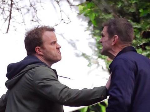 EastEnders spoilers: Violent graveside showdown as Sean Slater attacks Jack Branning