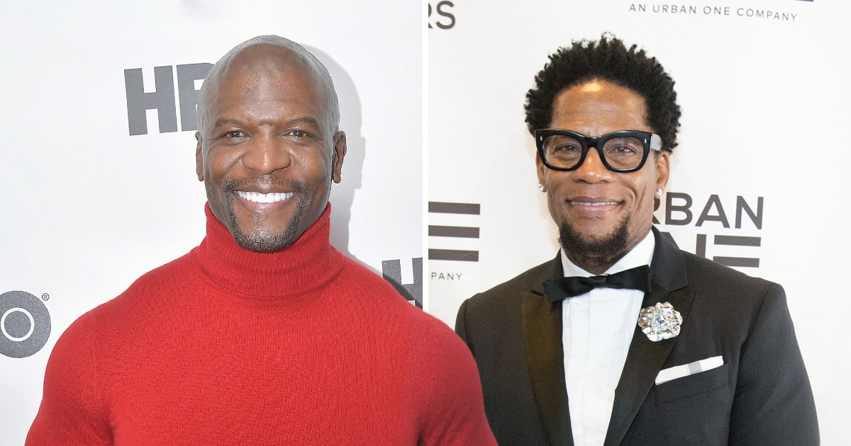 Terry Crews clashes with DL Hughley over comments on Brooklyn 99 star's sexual assault: 'God gave him muscles so he could say no'