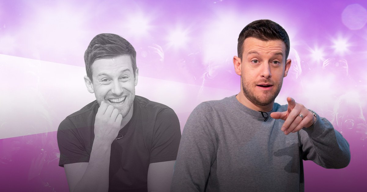Chris Ramsey shuts down rumours he's replacing Fearne Cotton on Celebrity Juice