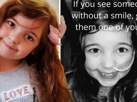 Facebook removes photo of sick girl, 9, for being 'too shocking'
