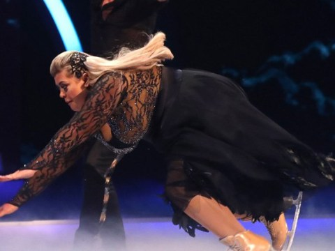 Dancing On Ice's Gemma Collins left in 'a lot of pain' and 'embarrassed' after brutal face plant