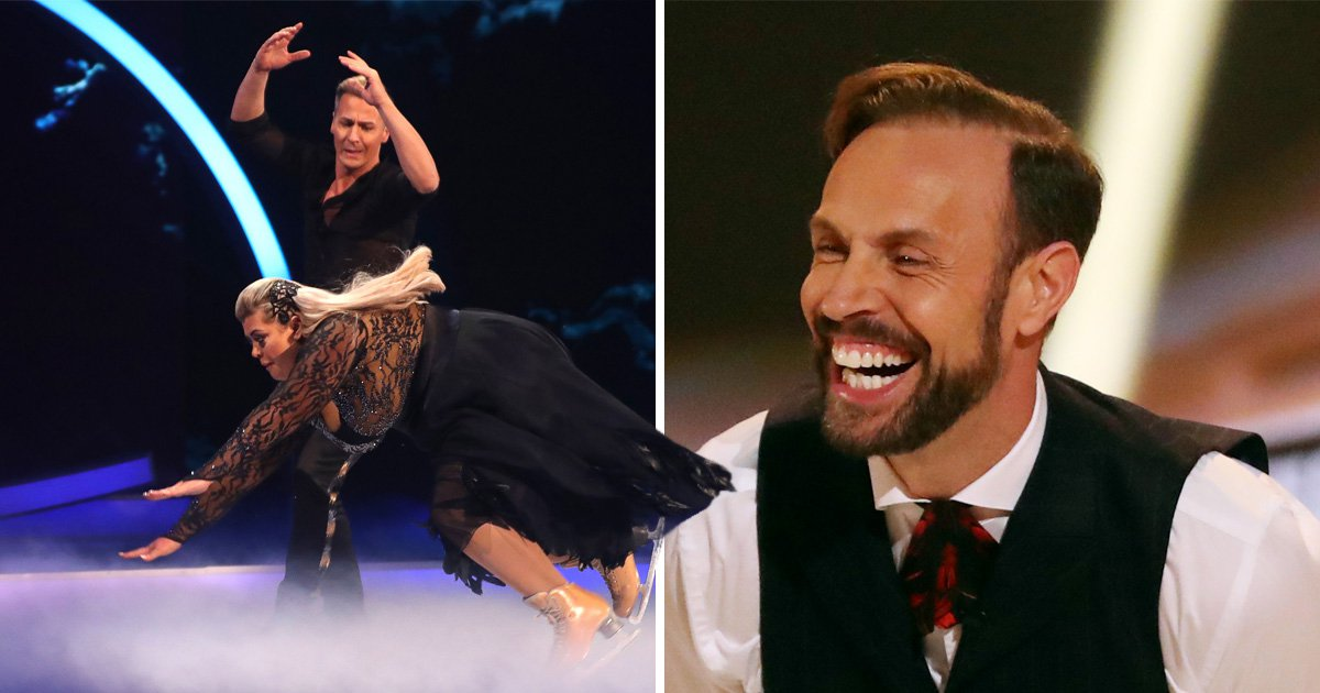Dancing on Ice's Jason Gardiner stirs the pot over Gemma Collins fall as he likes fan tweets declaring 'karma'