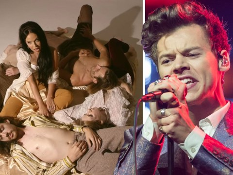 Kelsy Karter follows up her Harry Styles tattoo with musical ode to 'best person on the planet'