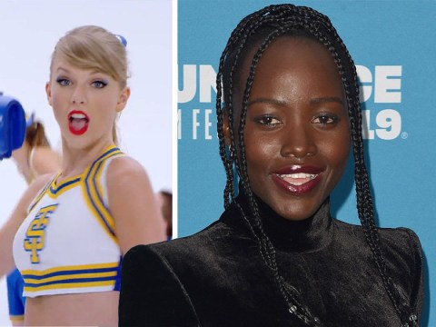 Taylor Swift's Shake It Off helped Lupita Nyong'o during a 'hard time professionally'