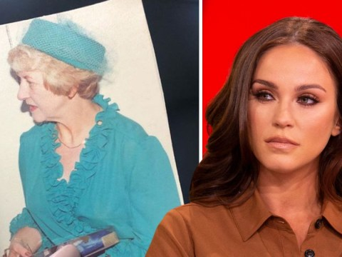 Geordie Shore's Vicky Pattison says goodbye to her nan as she promises to 'make her proud' in emotional message