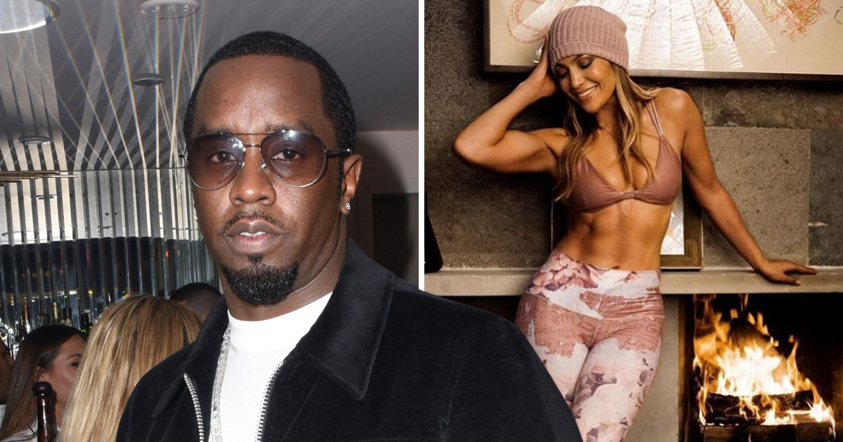 Diddy lusts after Jennifer Lopez's workout photo with love-eye emoji and it's 2001 all over again