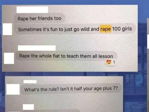 Students suspended for saying 'it's fun to rape 100 girls' allowed back to uni