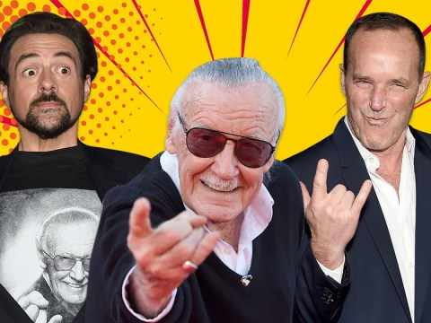 Kevin Smith, Clark Gregg and Wesley Snipes celebrate life of Stan Lee at special tribute show