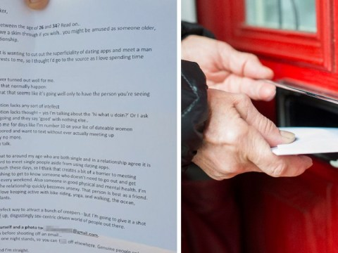 Woman branded 'toxic' for writing detailed list of boyfriend requirements