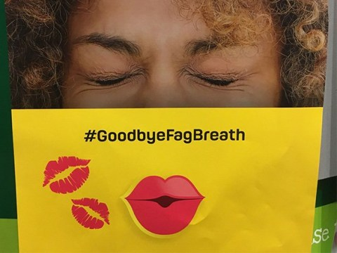 Anti-smoking advert branded 'sexist' for saying women will be prettier if they quit