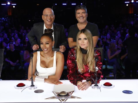 How does America's Got Talent: The Champions work?