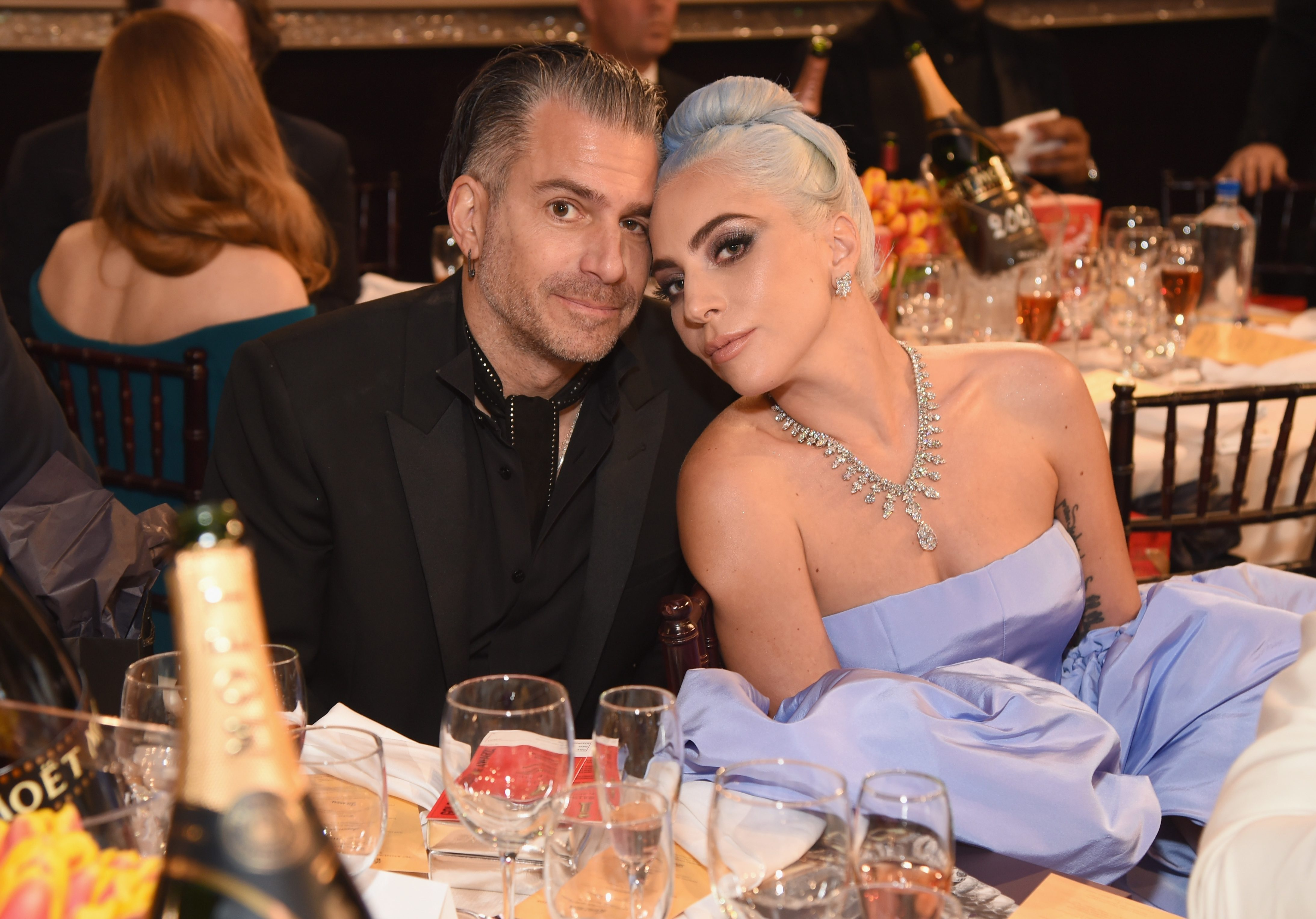 Why did Lady Gaga split from her fiance Christian Carino?