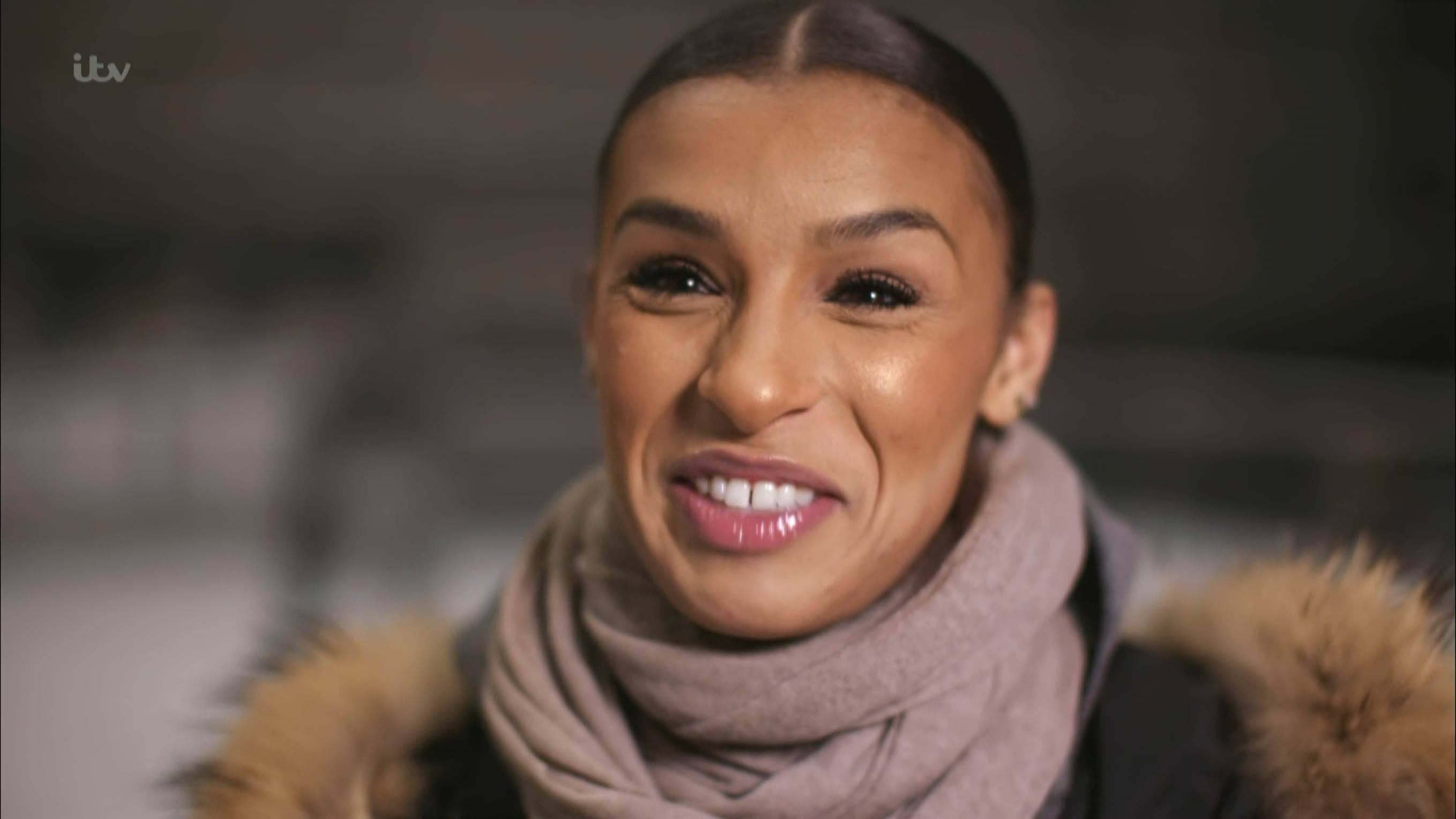 Melody Thornton shoots down Dancing On Ice advantage claims: 'I have performance experience just like everyone else'
