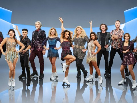 Dancing On Ice's 'childish' backstage 'blade wars' continues as celebs argue over costumes