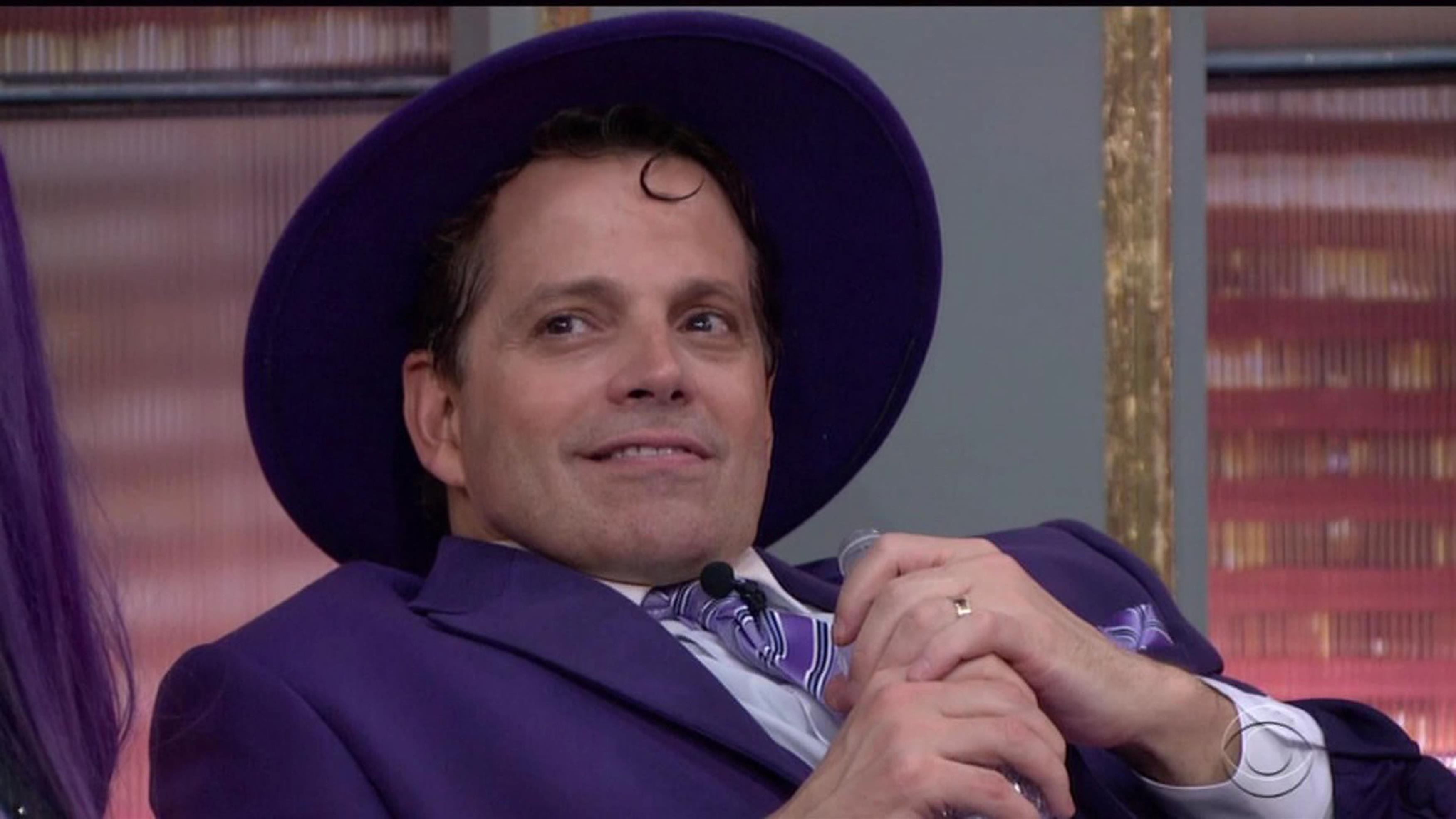 Anthony Scaramucci has left Celebrity Big Brother and no one knows how or why