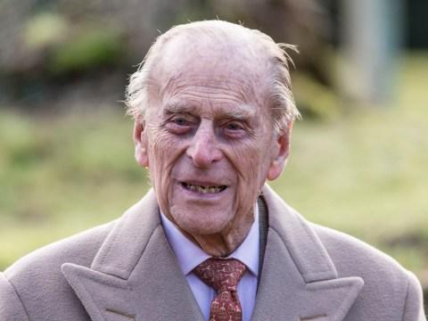 Prince Philip visited hospital on doctor's advice after car crash