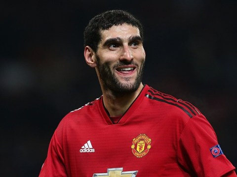 Marouane Fellaini set to leave Manchester United after agreeing deal with Shandong Luneng