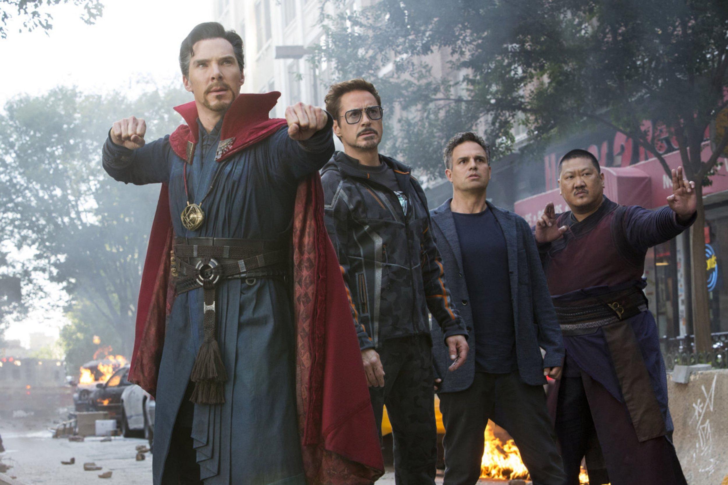 Robert Downey Jr teases Avengers: Endgame is Marvel's 'finest hour' in new featurette