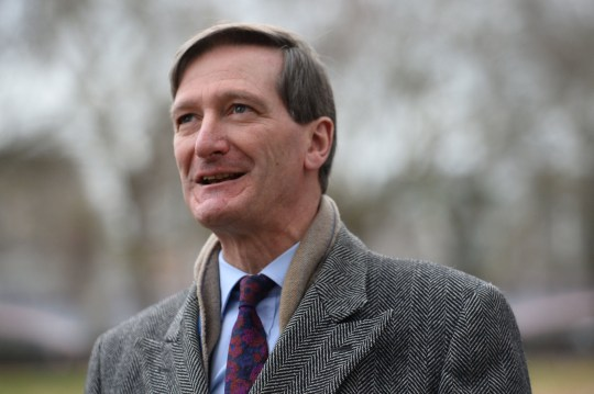 Former attorney general and pro-Remain MP Dominic Grieve speaks to the media outside Millbank in Westminster, as Theresa May is battling to save her Brexit deal. PRESS ASSOCIATION Photo. Picture date: Monday December 10, 2018. See PA story POLITICS Brexit. Photo credit should read: Kirsty O'Connor/PA Wire