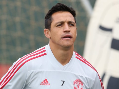 Alexis Sanchez missing from Manchester United squad ahead of Tottenham clash