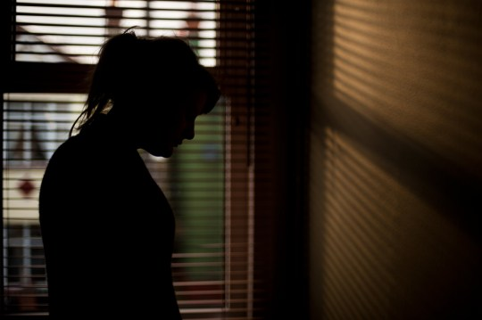 Man raped his drunk daughter on his wedding night claiming he ?mistook? her for his new wife Forced marriage victims charged fee to be rescued The silhouette of a woman standing by a window. IT is late in the day and the light is streaming through the blinds in front of the window, creating a striped pattern on the wall. The woman is standing in profile with her hair tied back in a ponytail.