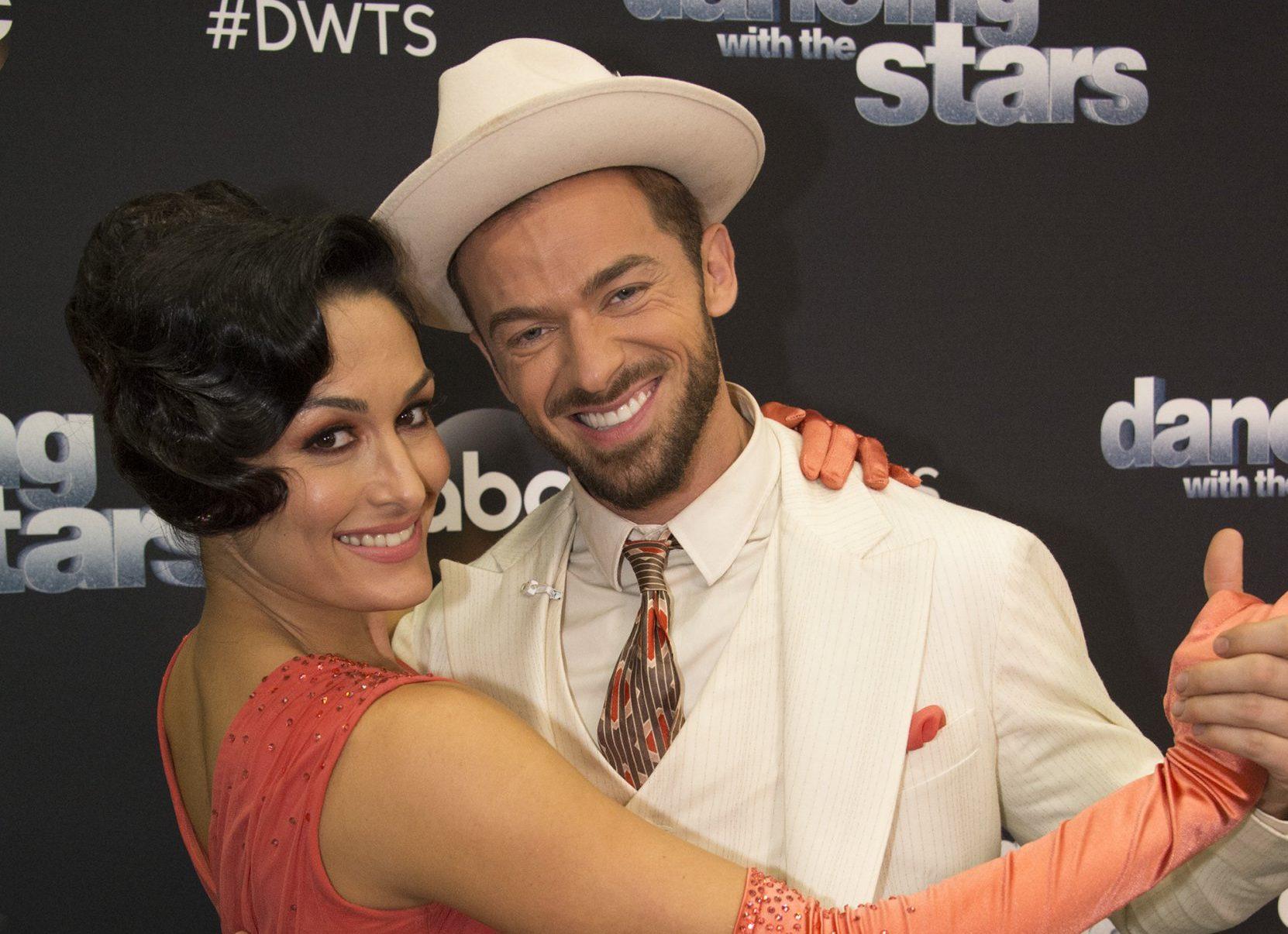 Is Nikki Bella dating her dancing with The Star's partner Artem Chigvintsev?